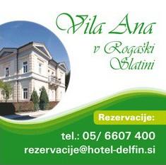 Vila Ana, Rogaška Slatina