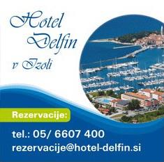 Hotel Delfin, Izola
