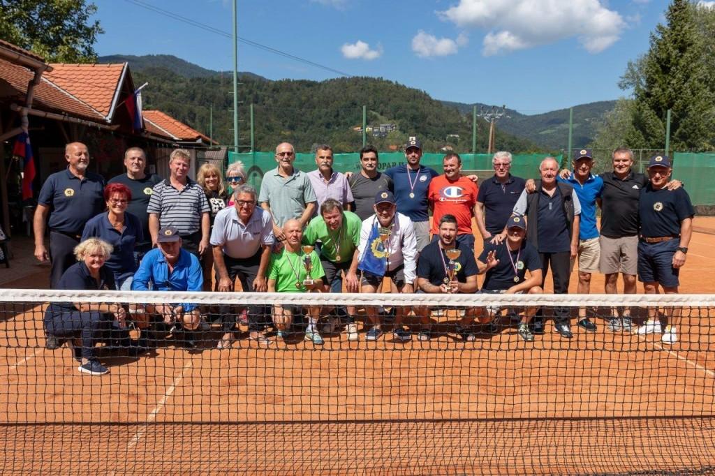1. državno prvenstvo ZPVD Sever v tenisu