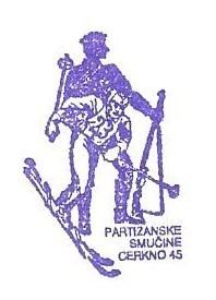 Na SC Cekrno so potekala smučarska tekmovanja 43. Partizanske smučine