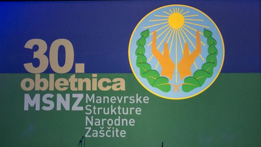 Slovesna obeležitev 30. obletnice MSNZ