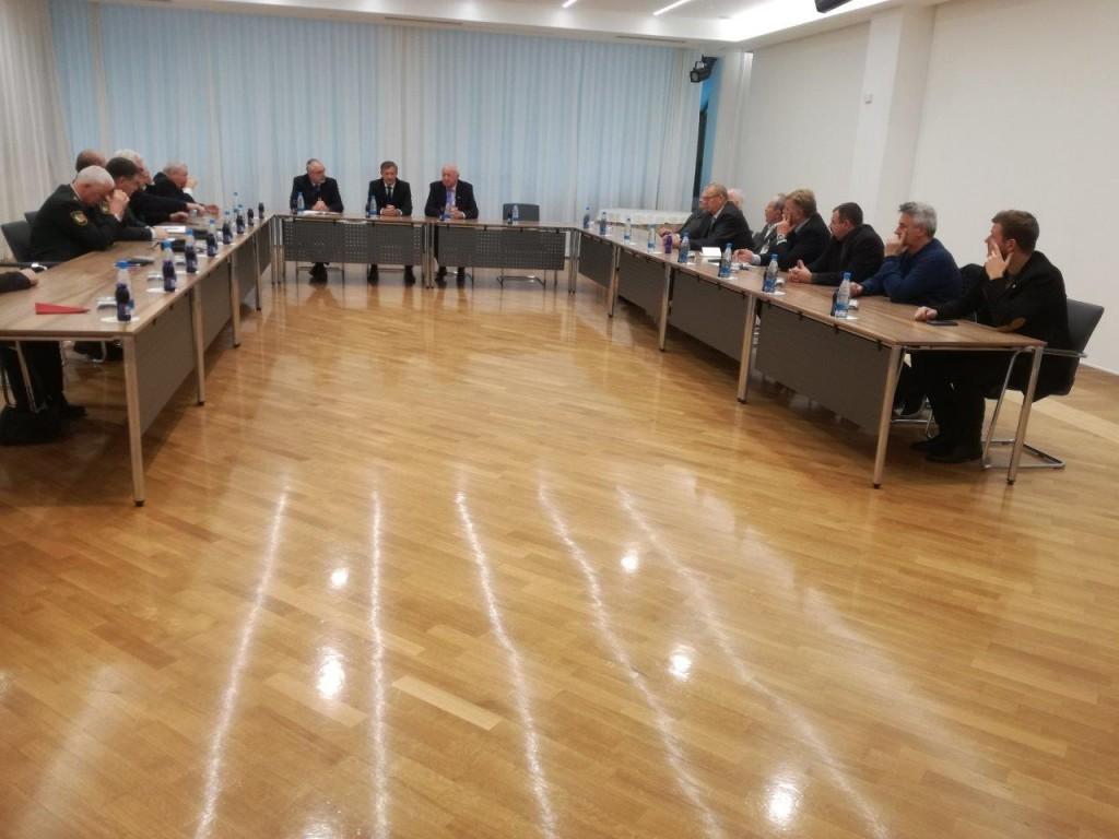 Deset let delovanja Koordinacije domoljubnih in veteranskih organizacij Slovenije