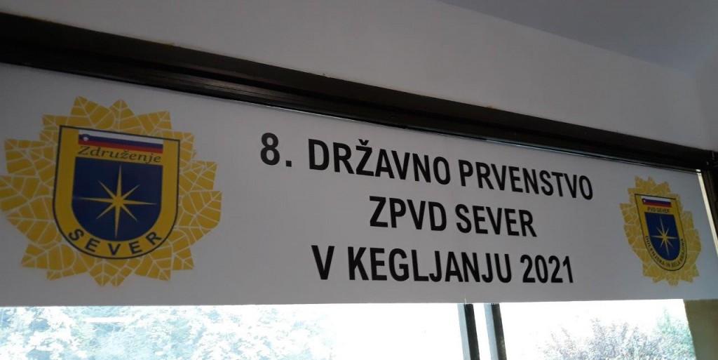 8. državno prvenstvo Zveze policijskih veteranskih društev Sever v kegljanju