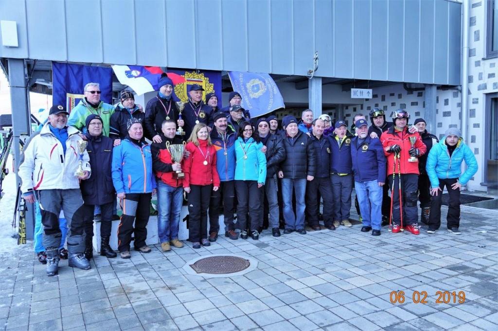 7. državno prvenstvo Zveze policijskih veteranskih društev Sever v veleslalomu