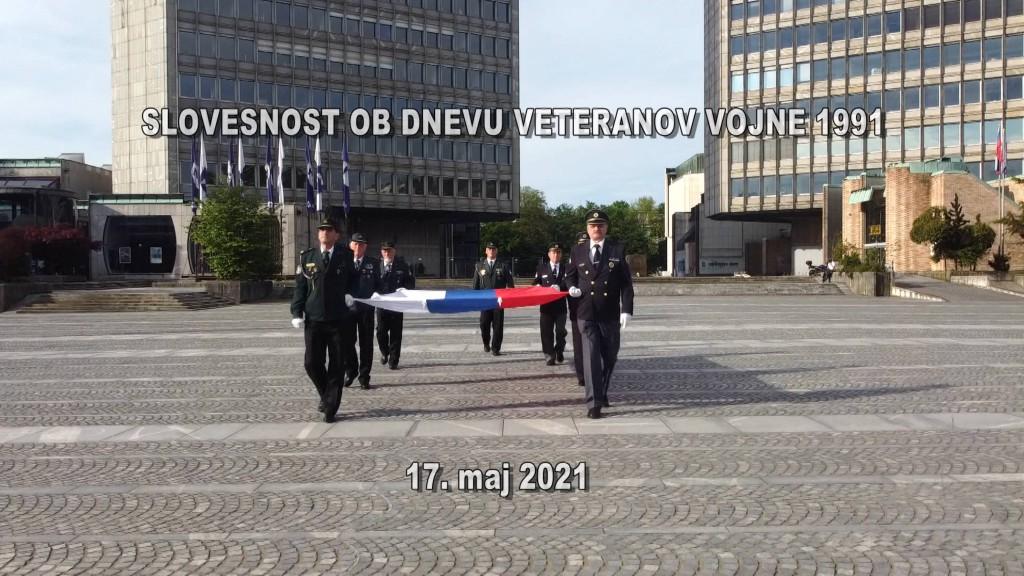 17.maj Dan veteranov vojne 1991