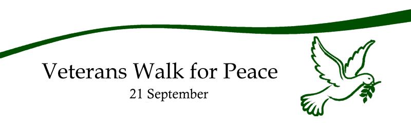 Vabilo na pohod za mir v Ljubljani 2018