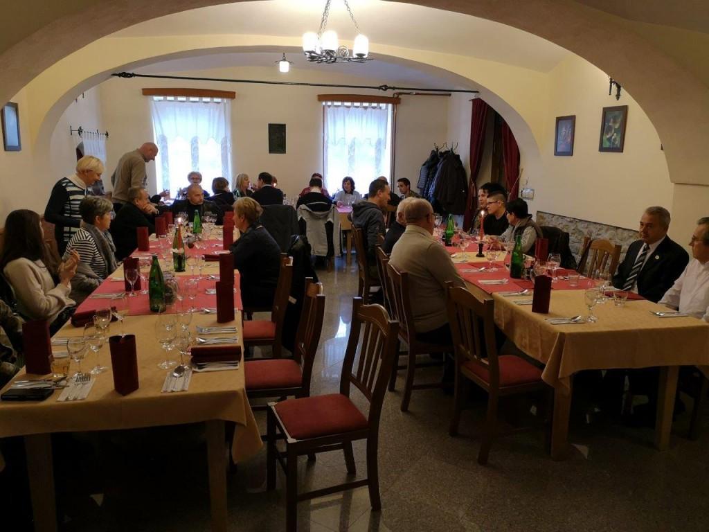 Srečanje s svojci padlih v vojni za Slovenijo 91´