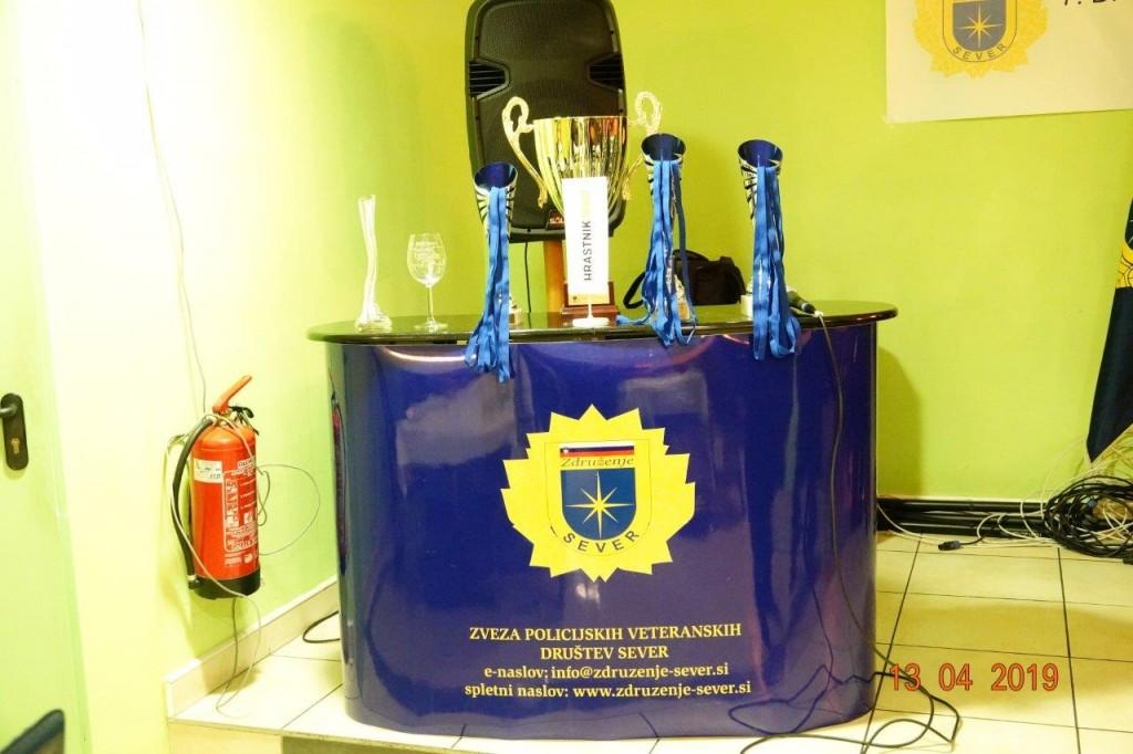 7. državno prvenstvo Zveze policijskih veteranskih društev Sever v kegljanju