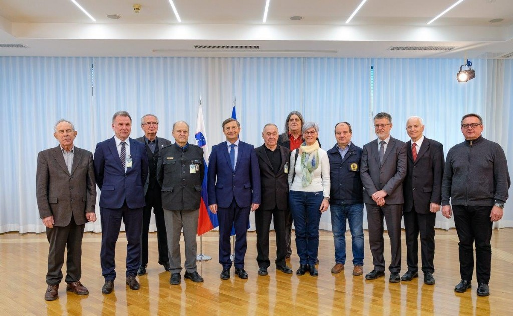 Podpis pogodb za sofinanciranje dejavnosti nevladnih organizacij v javnem interesu na področju vojnih veteranov za leto 2019