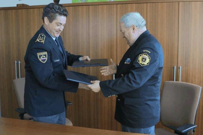 Podpis LNS za 2018 med Policijo in ZPVD Sever