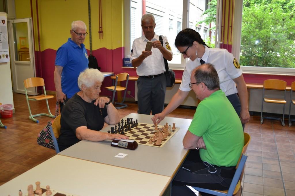 7. državno prvenstvo ZPVD Sever v šahu in šahovski turnir za pokal TRZIN ´91